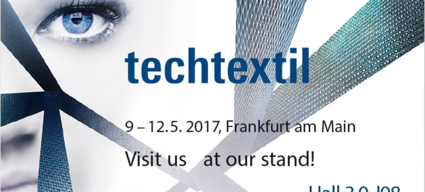 iNTERSPARE at techtextil 2017